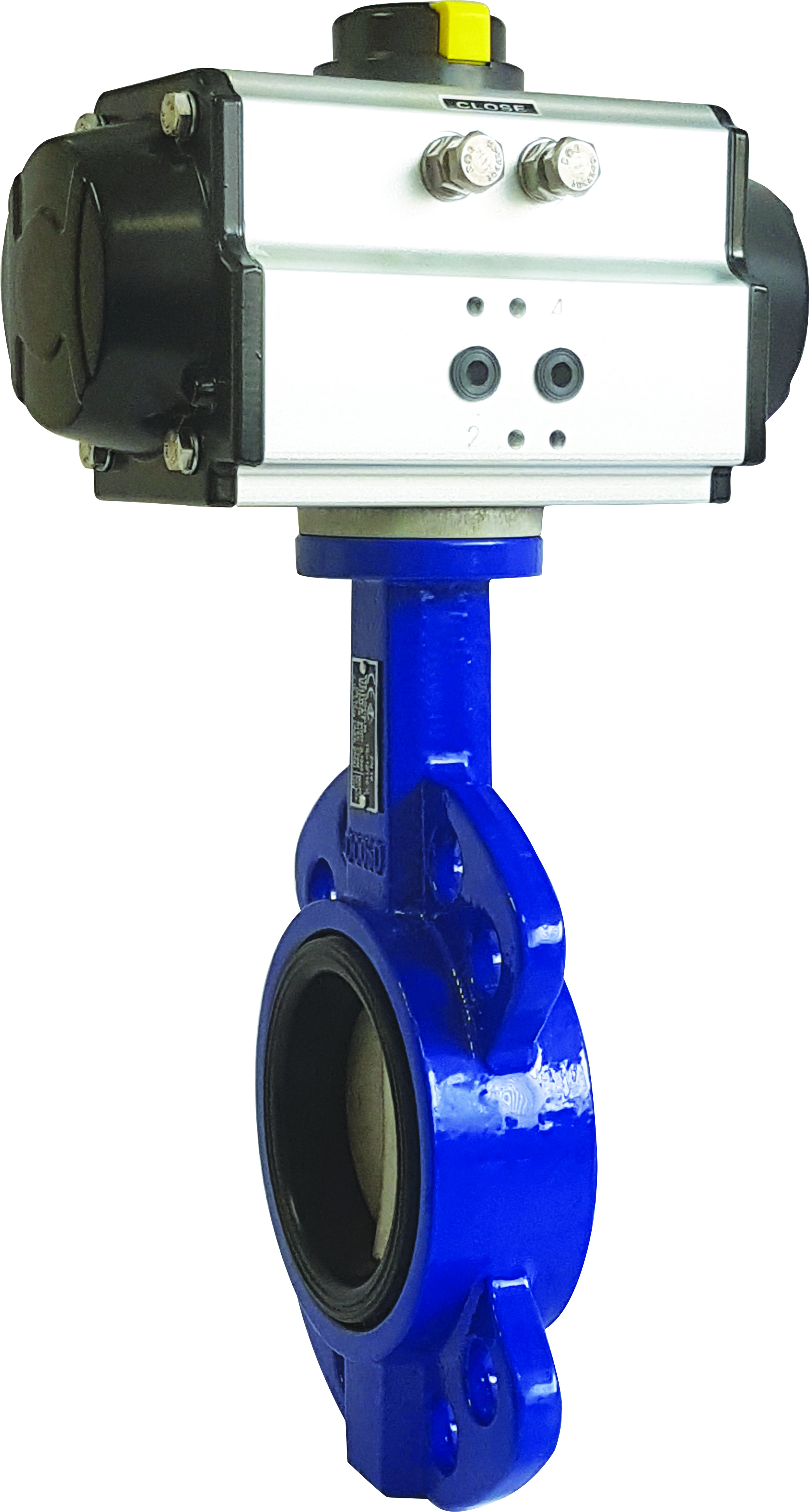 Actuated Valves | Alma Valves