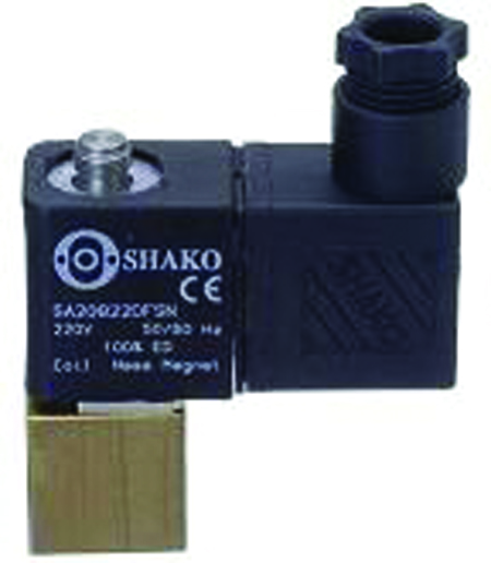 2 PU220AR-01 solenoid valve (O) Correct image or not