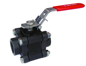 3 702 Carbon Steel Ball Valves (O)