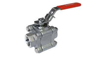 4 703 Stainless Steel Ball Valves (O)