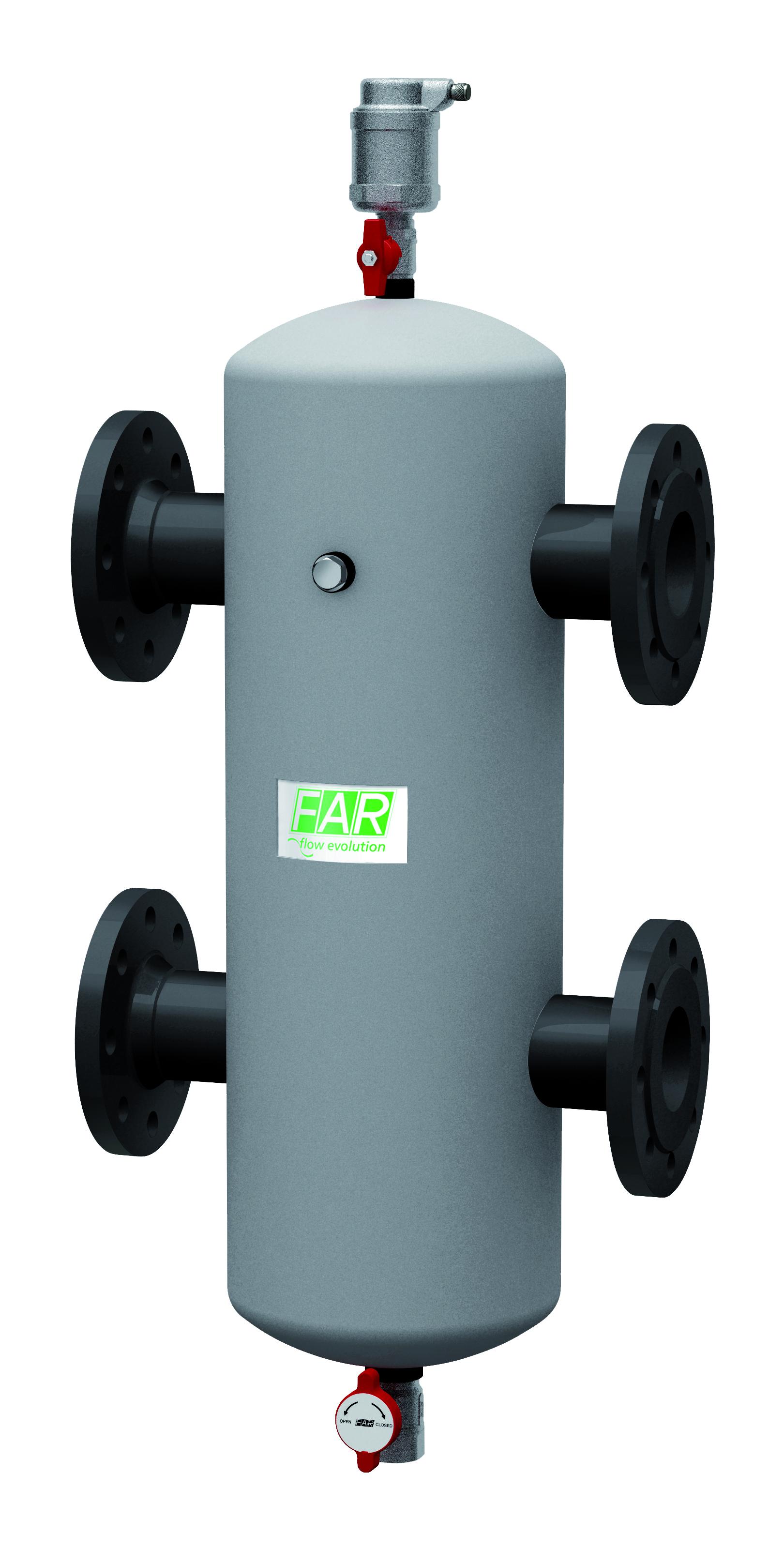 4 FAR 2164 hydraulic separator(O)