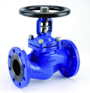 5 475 bellow sealed globe valve (O)