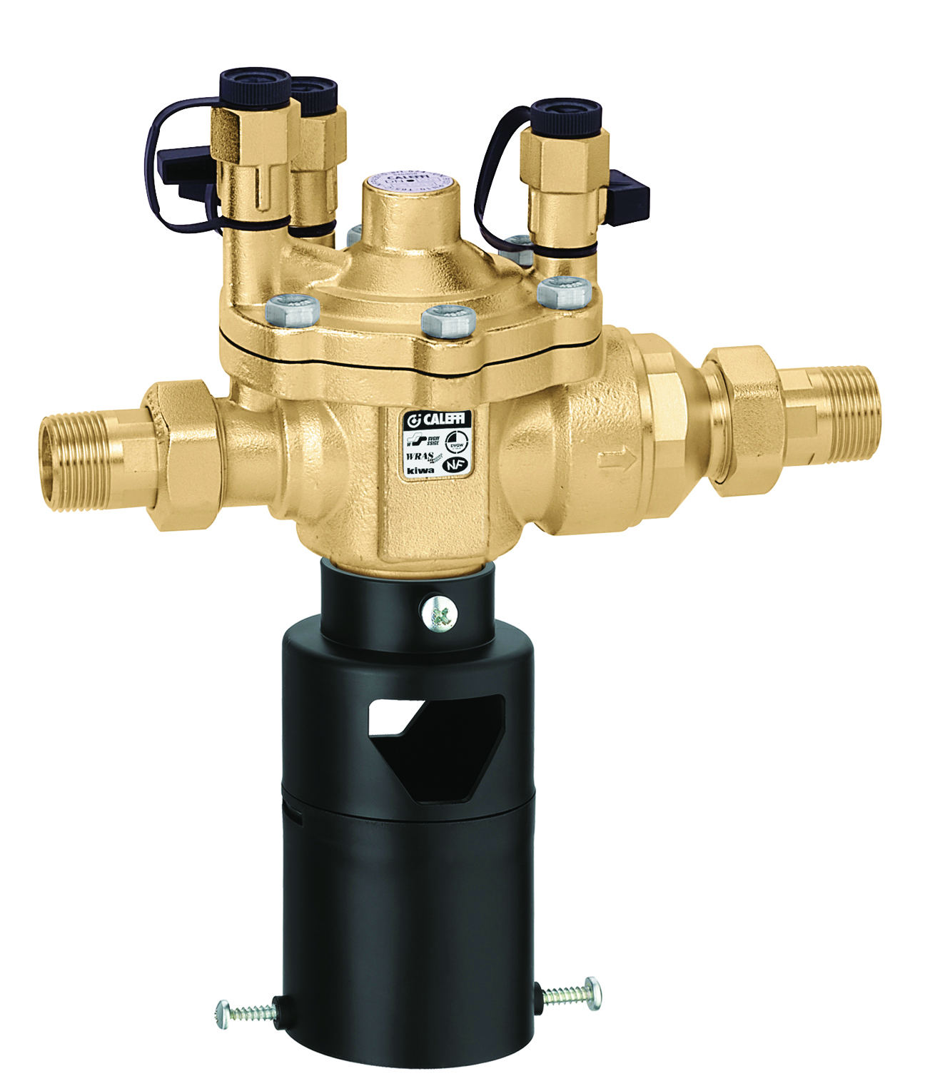 5 Backflow preventer (O)
