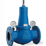6 march New pressure reducer with diaphragm VRCD