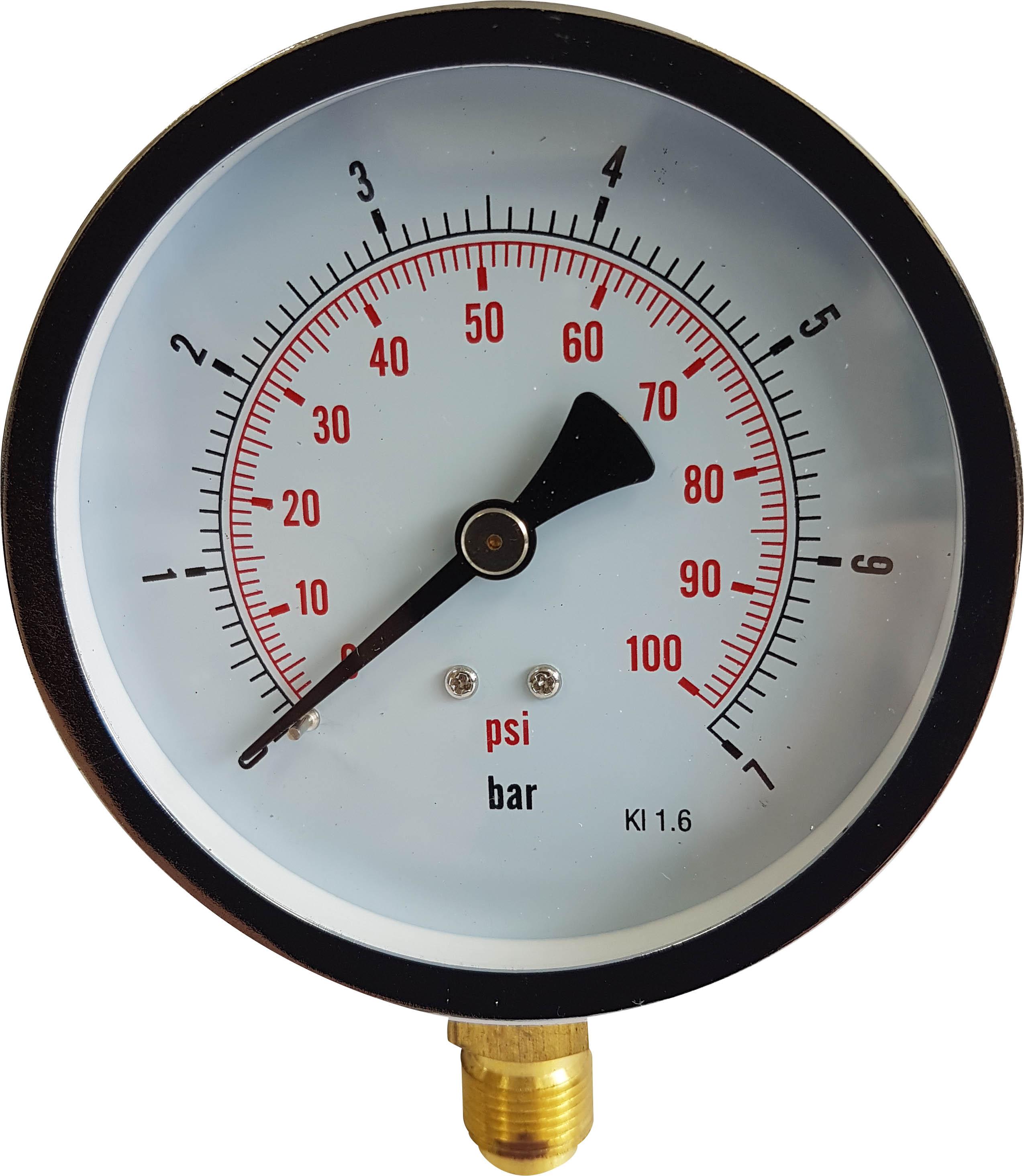 Pressure Gauges Alma Valves