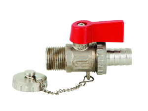 1 GE 3044 Brass Ball Valve(O)