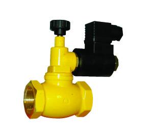 3 Gas valve (O)