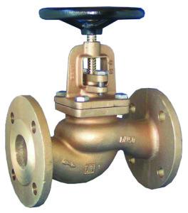 4 marine globe valve (O)