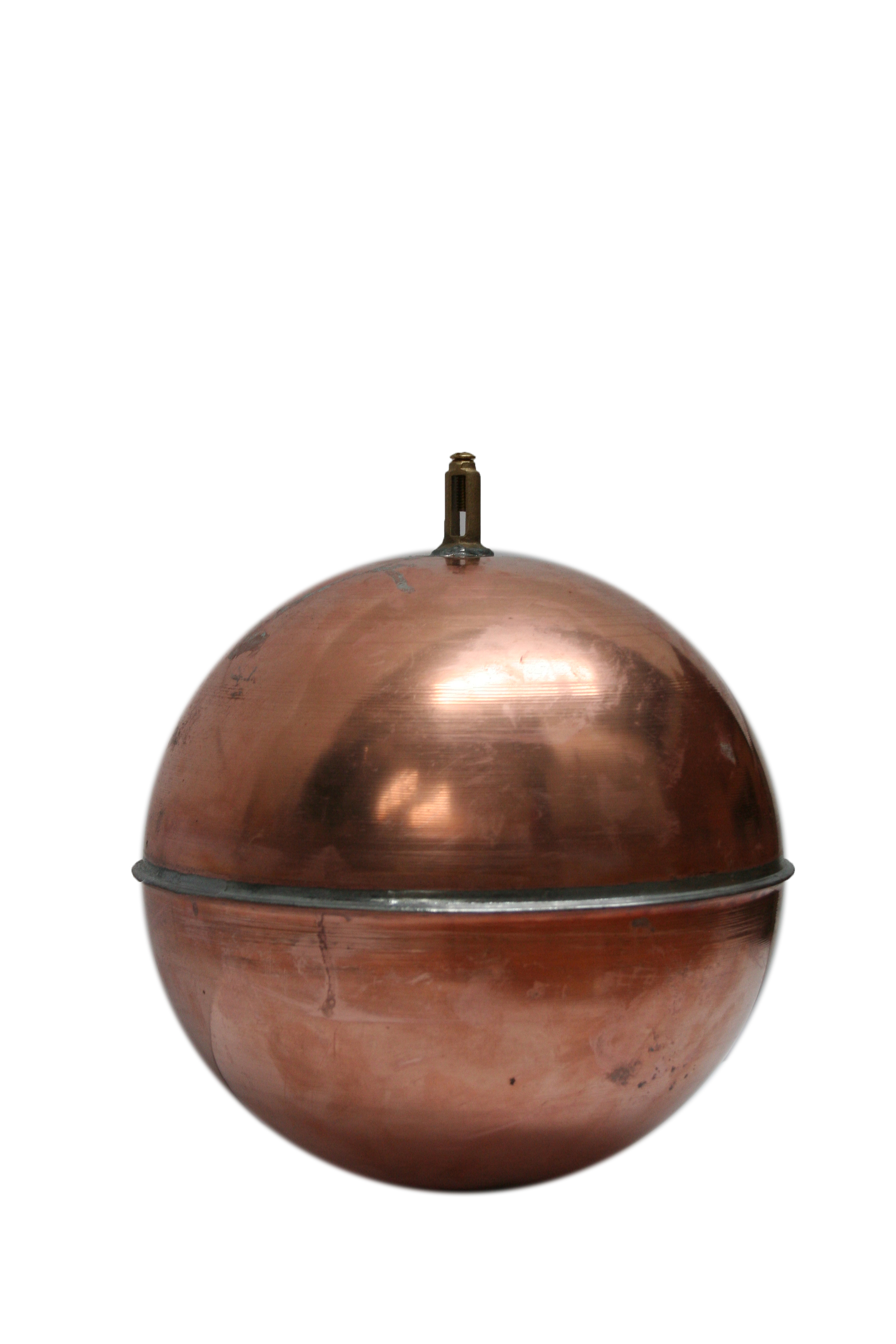 6 BR Series 20.2 copper float (O)