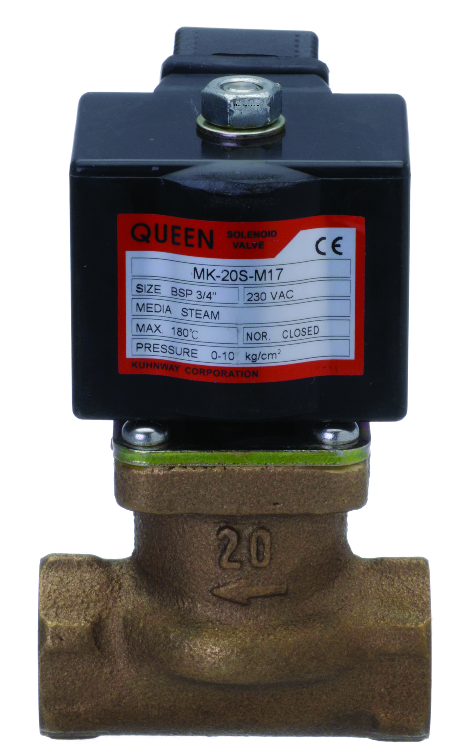6 MKS-queen-solenoidvalvesuk Connexion(O)
