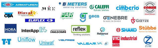 Our Supplier Logos